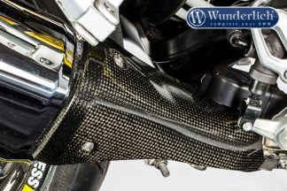 Exhaust heat guard R 1200 R / RS LC – carbon