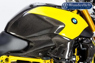Tank side panel R 1200 R LC right – carbon