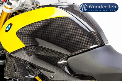 Tank side panel R 1200 R LC – left – carbon