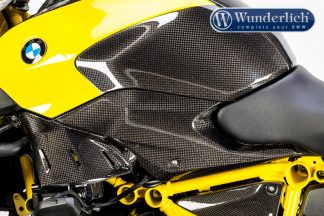 Bottom tank cover side R 1200 R LC left- carbon