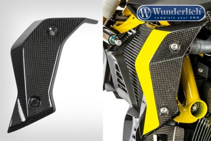 Water cooler cover R 1200 R LC – left – carbon