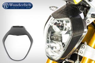 Headlight fairing R 1200 R LC carbon