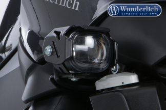 LED additional headlight MicroFlooter R 1200/1250 RT LC  SILVER