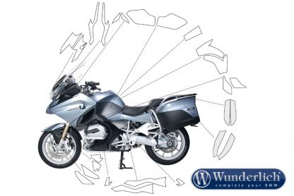 Pannier protection foil