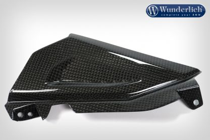 Intake pipe cover top F 800 R 2015 – left – carbon