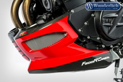Bug spoiler engine protection F 800 R 2015 – carbon