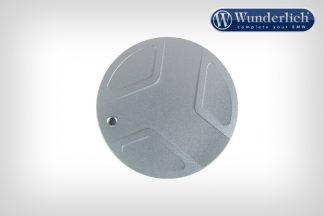 Wunderlich Swingarm Pivot cover set EDGE Design – silver