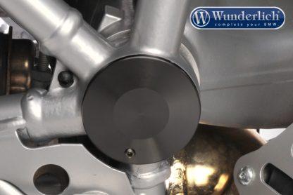 Swingarm Pivot cover right – titanium