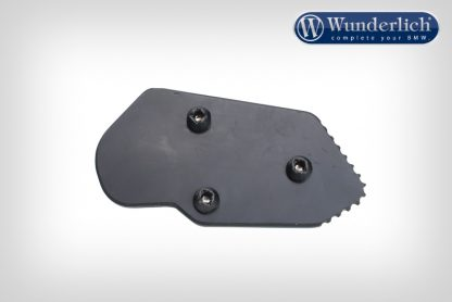 Wunderlich Spike-Kit for the side stand plate – black