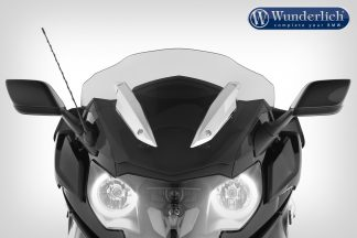 "Wunderlich ""CRUISE"" windshield – smoked grey"
