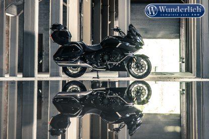"""Wunderlich """"CRUISE"""" windshield – Black"""