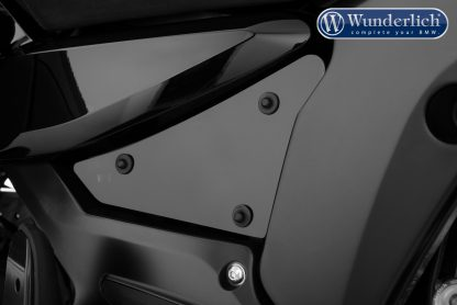 Wunderlich Side cover set – smoked grey