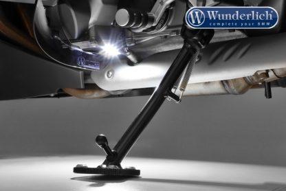 Wunderlich side stand illuminator K1600 – black