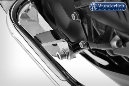 Wunderlich engine protection bar Bagger Style – chromed