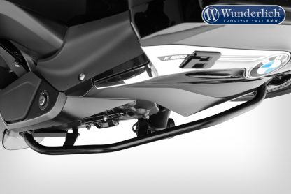 Wunderlich engine protection bar Bagger Style – black