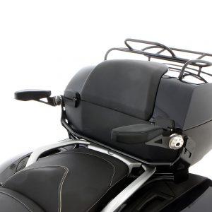 Wunderlich passenger armrests – black