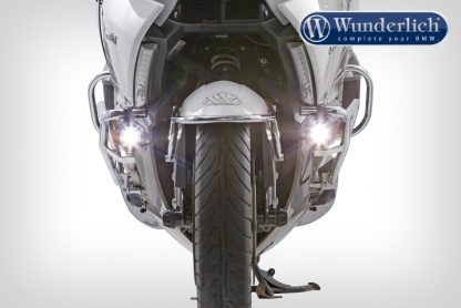 Wunderlich LED additional head light ATON – BLACK