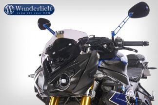 Wunderlich sport windshield  smoked grey