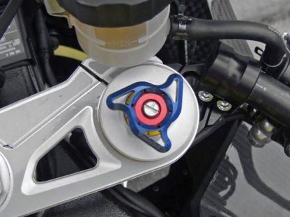 Fork adjuster Triton – blue