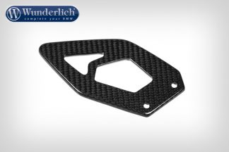 Heel Protector right – carbon
