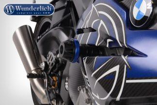 Crash protector Racing – black titanium