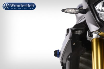 Crash protector Racing – black/blue