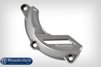 Wunderlich Engine case protector left – titanium