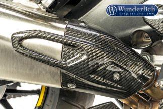 Exhaust heat guard S 1000 XR – carbon