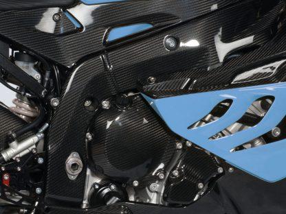 Frame cover- carbon