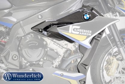 Water cooler cladding S1000 R (2017-) – right – carbon
