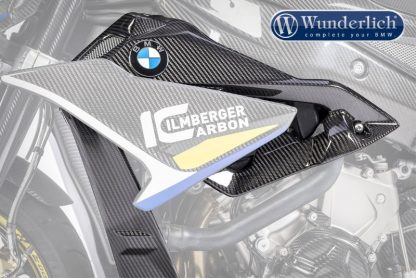 Water cooler cladding S1000 R (2017-) – left – carbon