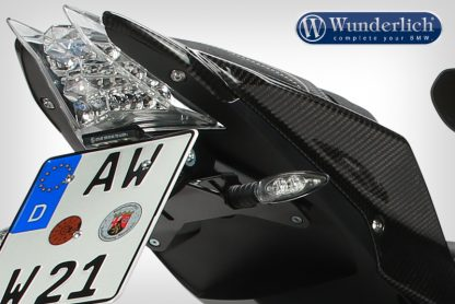 Tail fairing right – carbon