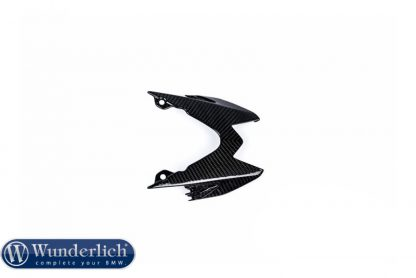 Tail fairing above – carbon