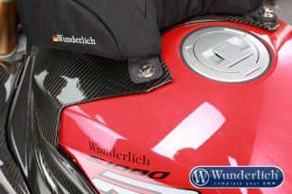Upper tank cover – carbon