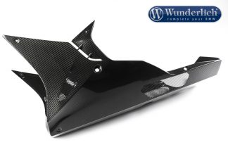 Belly pan – Carbon