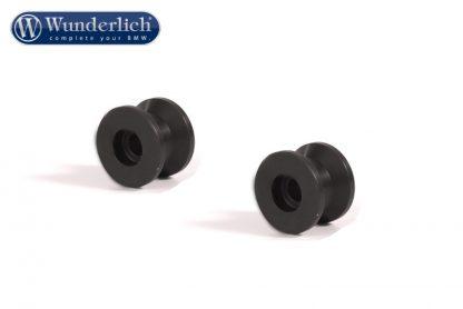 Rear Lifter Set Aluminium – black