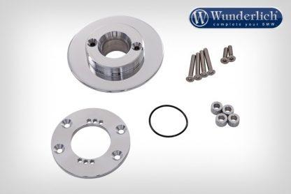Tank adapter filler cap Monza & Aston R nineT – aluminum