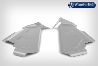 Wunderlich case carrier spray protection – Set – silver