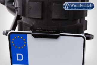 Wunderlich Indicator set for licence plate holder Sport R1200 R LC – black