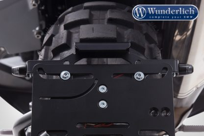 Wunderlich Indicator set for licence plate holder Sport R1200 R LC – black