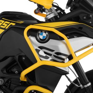 Wunderlich Tank protector »ADVENTURE« – yellow | Edition 40 Years GS