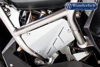 Wunderlich rock guard set for original BMW crash bars – silver