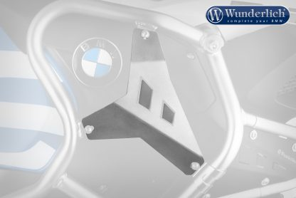 Wunderlich filler plate for reinforcement bar – Set – silver