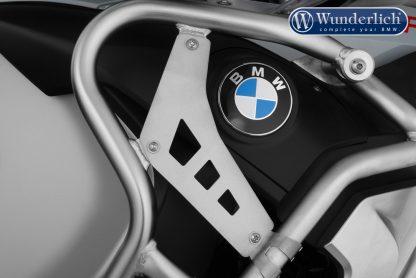 Wunderlich filler plate for reinforcement bar  R 1250 GS Adv. – Set – silver