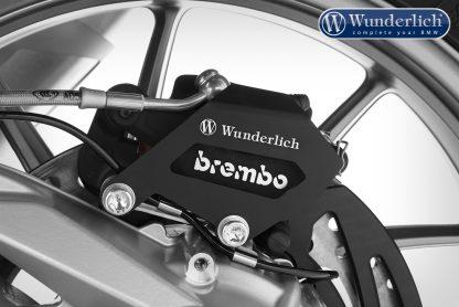 Wunderlich Brake caliper cover rear – black
