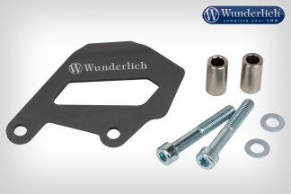 Wunderlich Brake caliper cover rear – black
