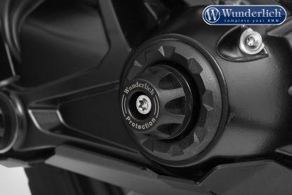 Wunderlich Crash pad hub cover – black