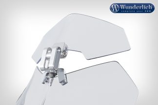 Wunderlich Vario-Ergo 3D screen Deflector  clear