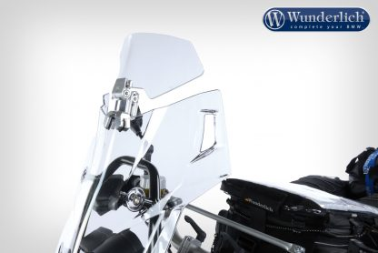 Wunderlich Vario-Ergo 3D screen Deflector  clear