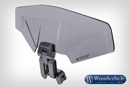 Wunderlich Vario-Ergo+ 3D+ screen Deflector  smoked grey